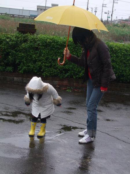 湯瑪士雨鞋 - 兒童踩水好良伴