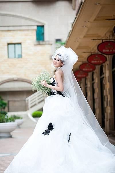 自助婚紗★蕾絲★手工★訂製★婚紗★禮服工作室