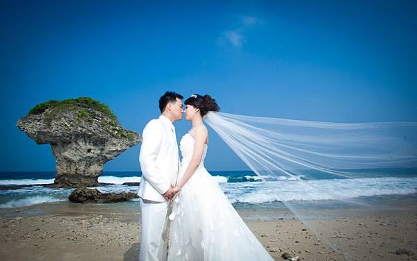 屏東 小琉球 自助婚紗【攝影】【景點】【旅遊】【推薦】