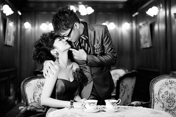高雄婚紗 金別墅咖啡【婚紗】【攝影】【景點】【旅遊】自助婚紗推薦
