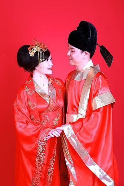 高雄婚紗 禮服攝影~自助婚紗~武媚娘傳奇服飾婚紗分享推薦