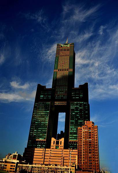 高雄自助婚紗推薦景點-85大樓