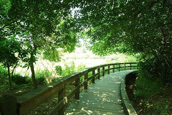 圖為:高雄自助婚紗推薦景點-鳥松濕地公園