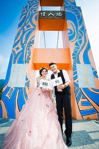 自助婚紗-高雄獨特的原住民婚紗照