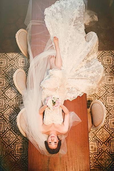 【屏東自助婚紗】風格-白色情迷