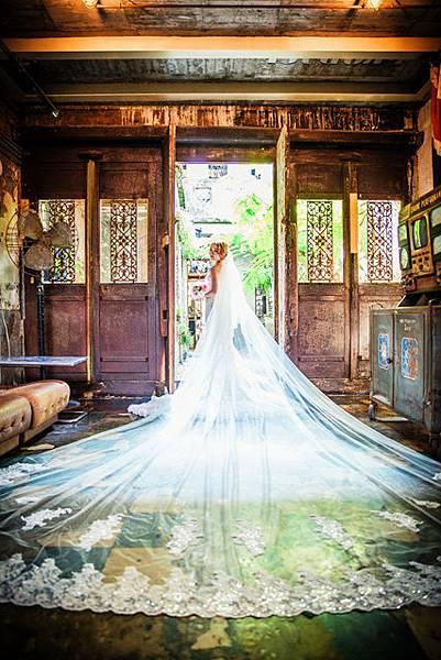 屏東婚紗攝影-風格-白紗心情