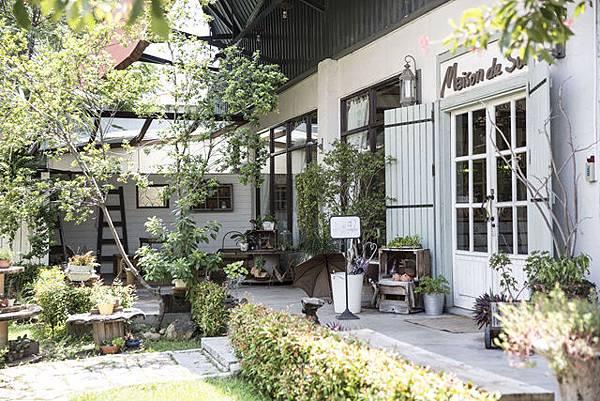 高雄屏東台南婚紗景點分享:鄉村餐廳
