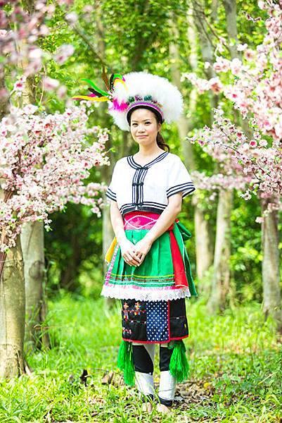 高雄|屏東|台東阿美族原住民婚紗傳統服飾