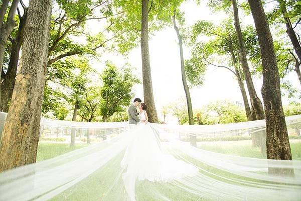 自助婚紗浪漫風新風格:白色婚禮