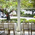 高雄婚紗景點:玻璃屋餐廳