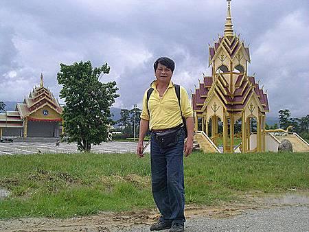 雲南緬甸邊界瑞麗