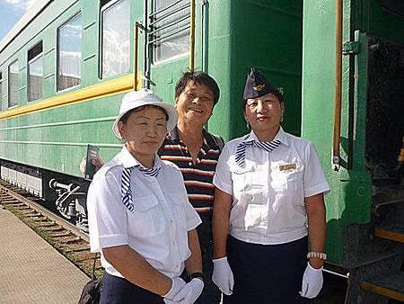 外蒙古火車17
