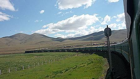 外蒙古火車20