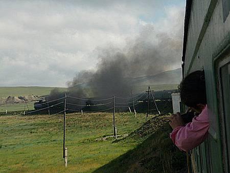 外蒙古火車49