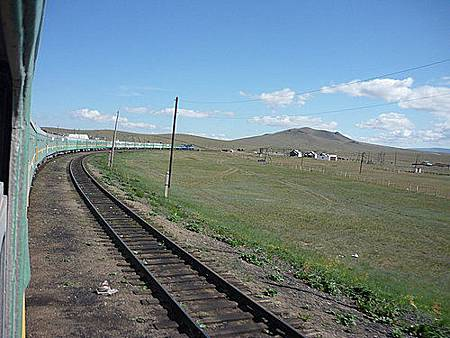 外蒙古火車13