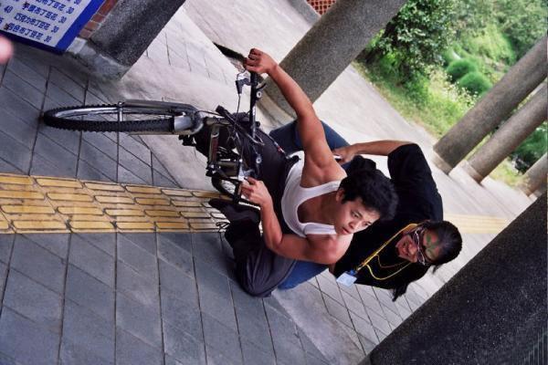 腳踏車雙載側掛