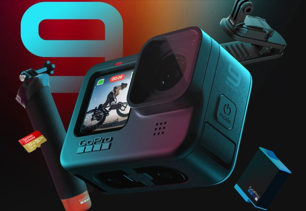 Gopro 9 新發布!分享簡單在 Gopro 官網快速買到,不用再多花錢讓代購賺一手!