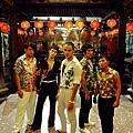 艋舺 是一部有著黑幫背景 史詩情懷 的青春動作片