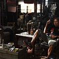 在我們的主景之一 -- 倉庫   太子幫的祕密基地