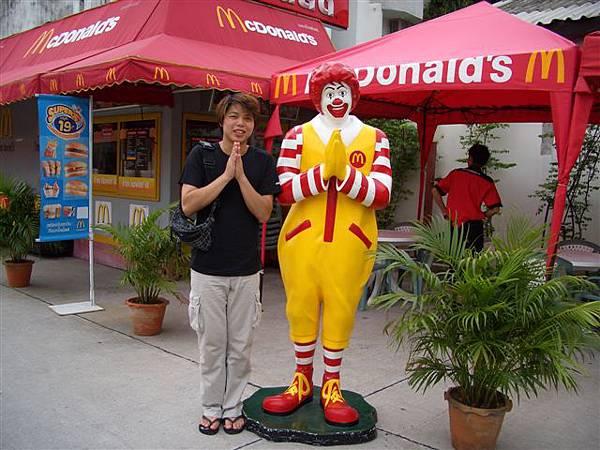 泰國的麥當勞