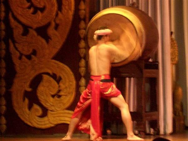 傳統舞蹈之大鼓