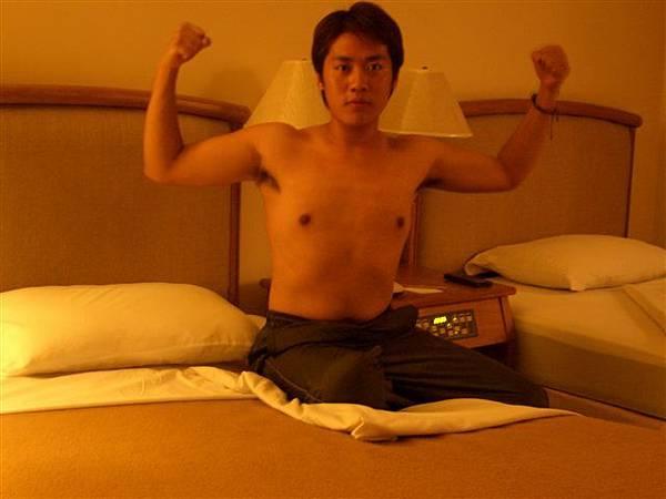示範:如何鍛鍊你的肌肉