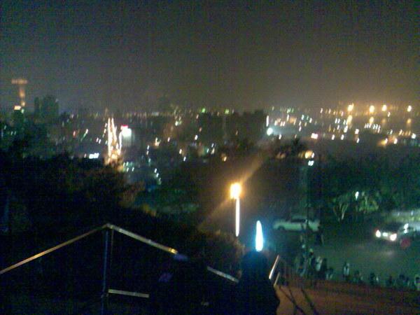 高雄壽山夜景