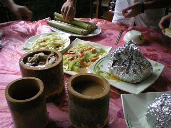 鄒族風味大餐