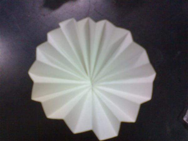 標準的32折濾紙