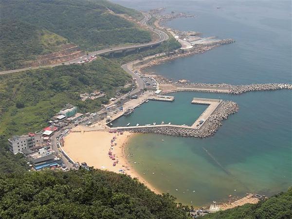 外木山海水浴場