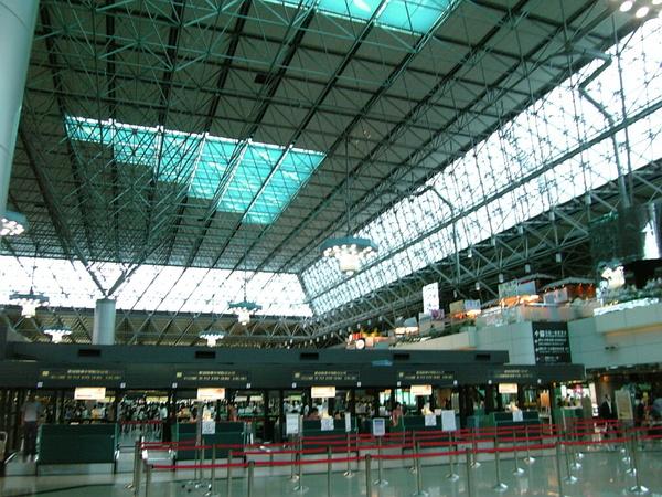 中正機場第二航廈