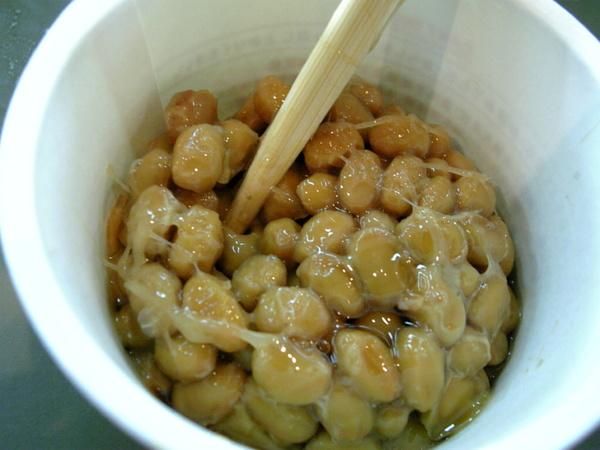 納豆的挑戰