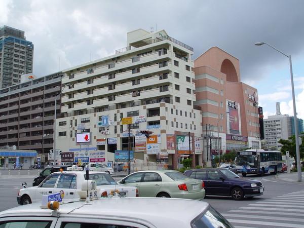 沖繩的購物中心