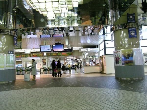 札幌車站-1