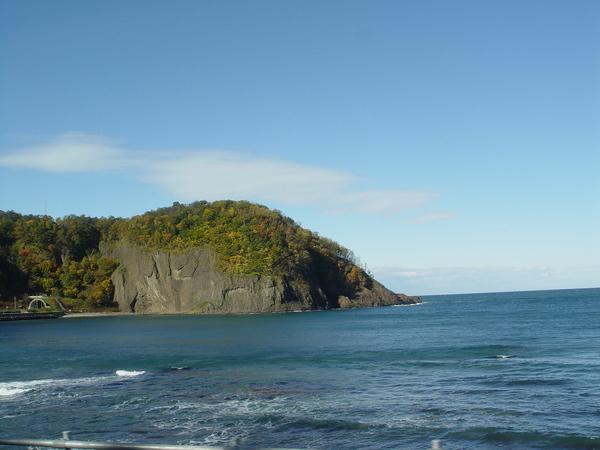 沿海的風景