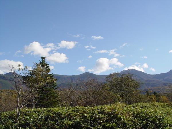 知床五湖的風景(1)