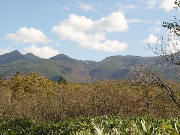 知床五湖的風景(2)