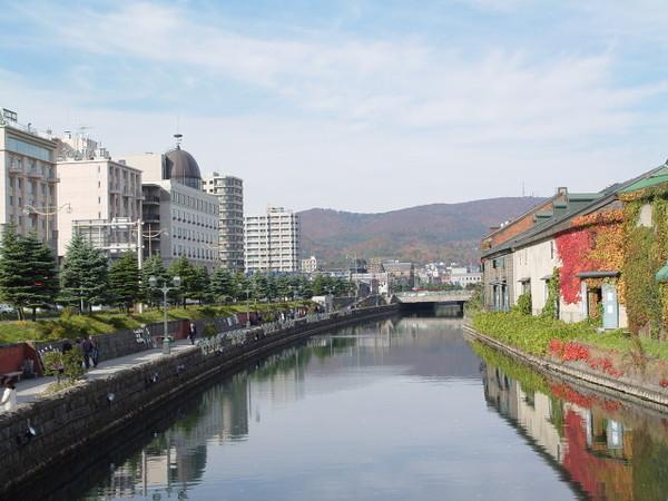 運河的一景