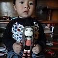 阿銓&Holloween doll.JPG