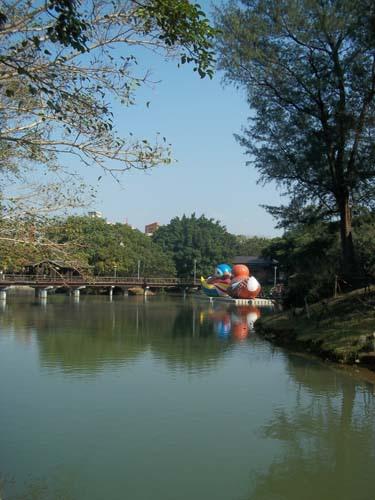 麗池˙鴛鴦