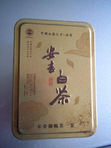 安吉白茶-宋帝御賜第一茶