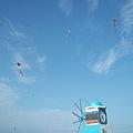 2014-05-17午後南寮漁港風箏滿天飛