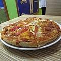 02夏威夷海鮮披薩