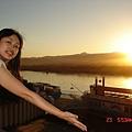 科羅拉多河-太陽出來囉