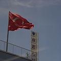 到處都掛著土耳其國旗..超愛國...