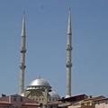 也到處都是清真寺..