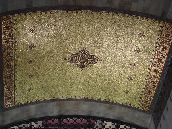 陵寢內的裝飾..
