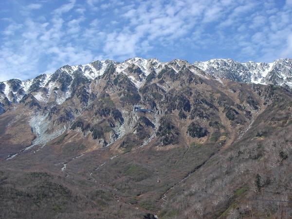 Day3~這就是立山黑部..日文寫立山黑部..可是台灣旅遊寫黑部立山..奇怪???