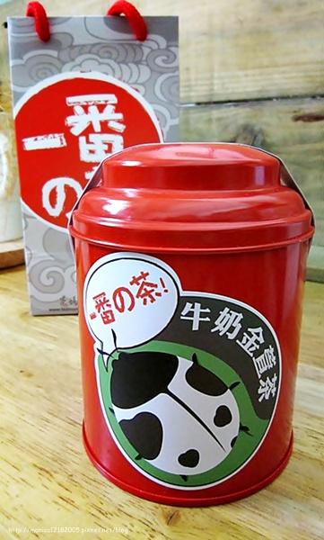 茶媽媽【牛奶金萱茶】-2-2