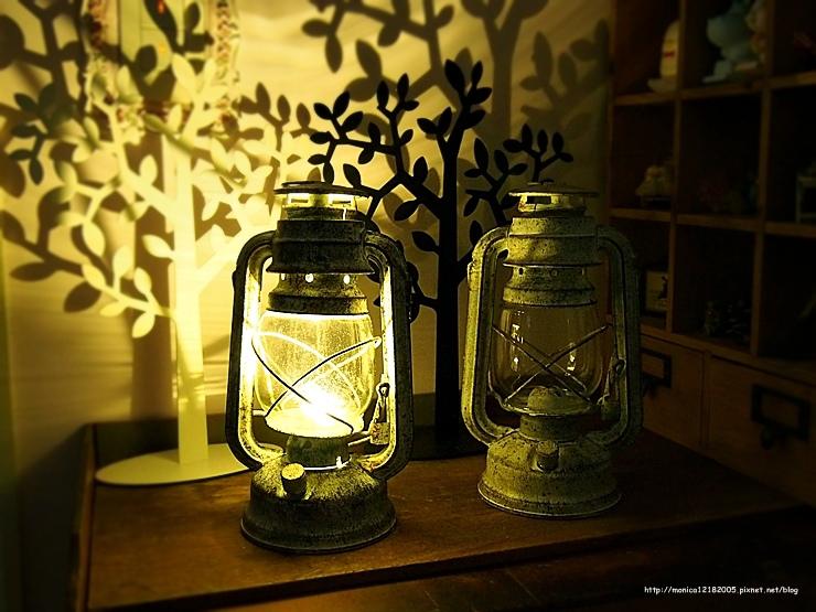 HOLA【LED復古油燈】-1-1